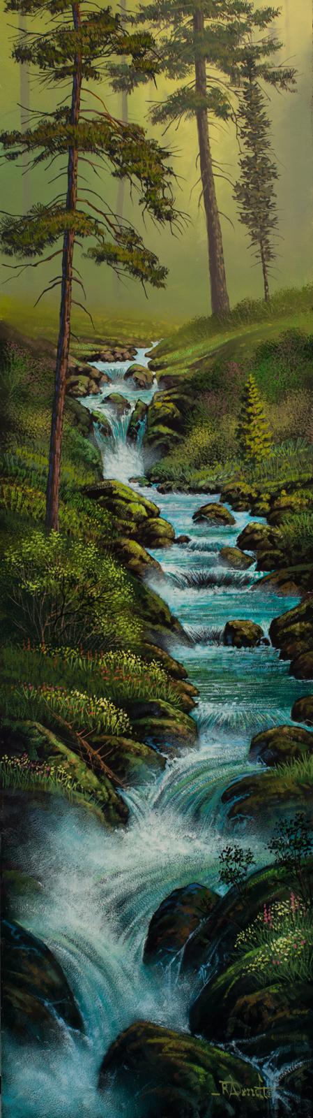 Woodland Steps - Roger Arndt