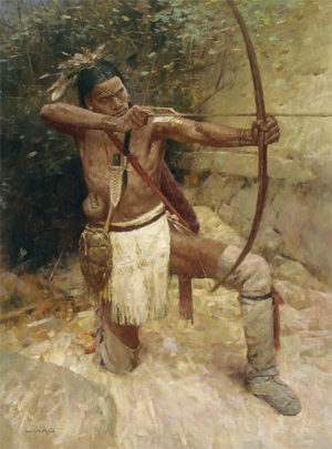 Woodland Warrior - Z. S. Liang