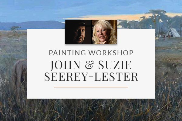 Workshop - John & Suzie Seerey-Lester