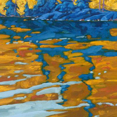 Yellow And Blue Dominik Modlinski