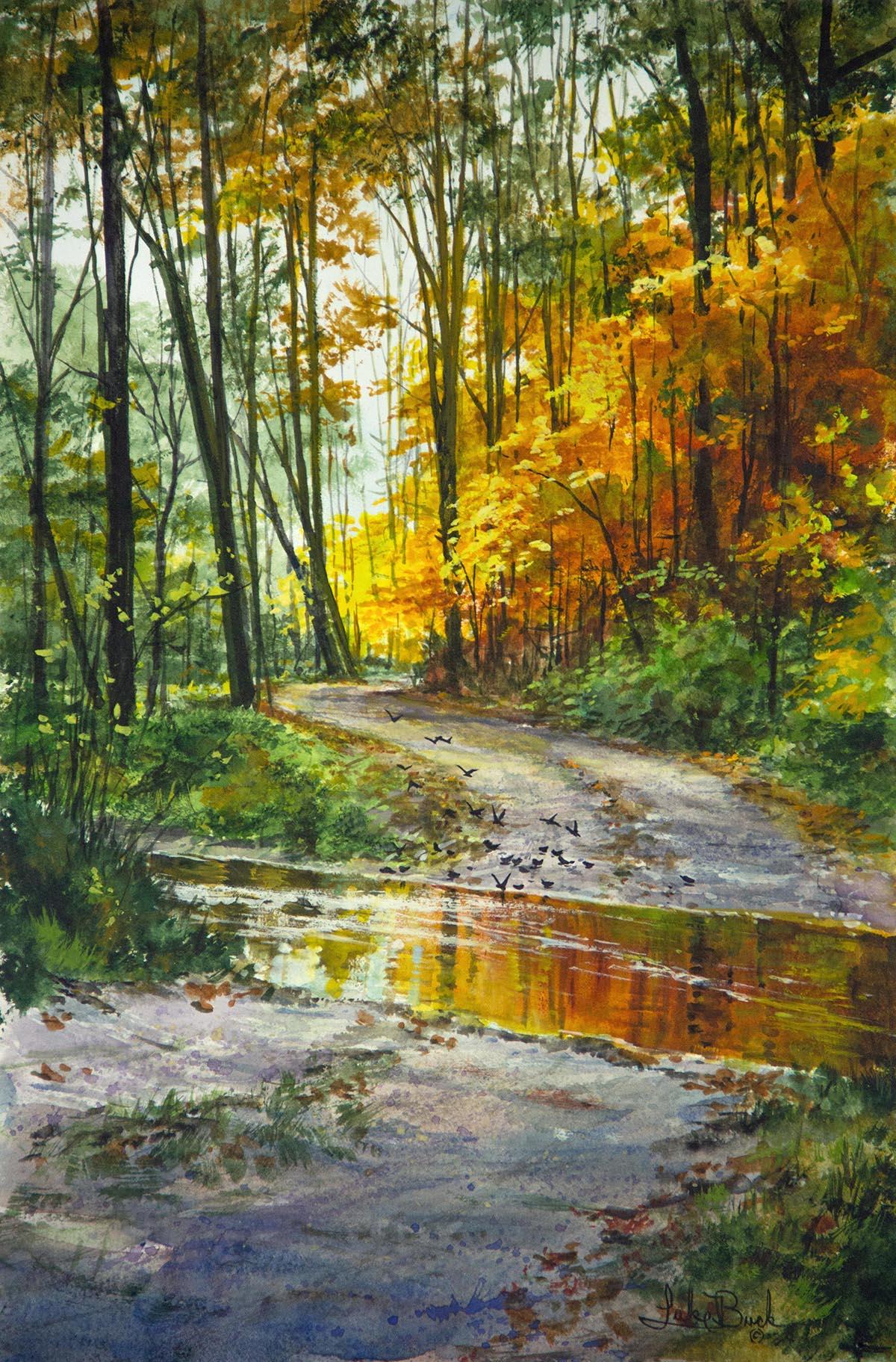 Yellowwood Trail Ford - Luke Buck