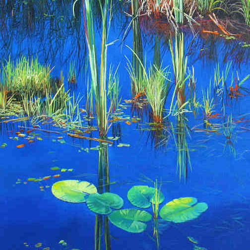 Lilies And Reeds Andrew Kiss